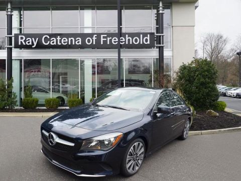 New 2018 Mercedes-Benz CLA 250 AWD 4MATIC®