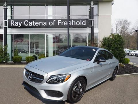 New 2017 Mercedes-Benz C-Class C 43 AMG® Coupe AWD