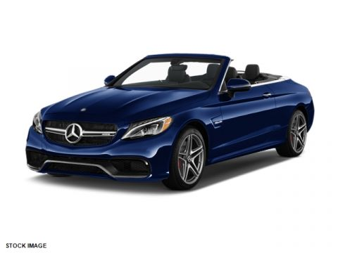 New 2018 Mercedes-Benz C 63 S AMG® Cabriolet