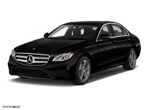 New 2018 Mercedes-Benz E 300 4MATIC® AWD 4MATIC®