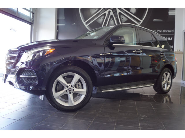 Pre-Owned 2019 Mercedes Benz GLE 400 GLE 400 4MATIC