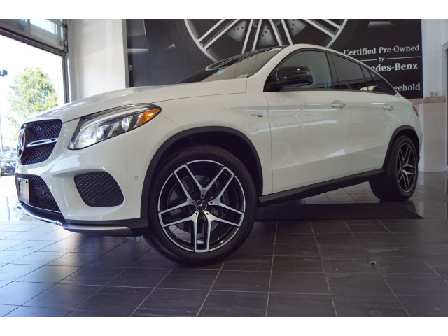 Certified Pre-Owned 2017 Mercedes-Benz GLE AMG® GLE 43 Coupe