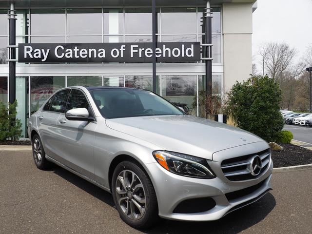 new 2017 mercedes benz c class c 300 sedan in freehold
