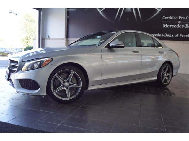 תוספת Certified Pre-Owned 2016 Mercedes-Benz C-Class C 300 Sport SEDAN LB-59