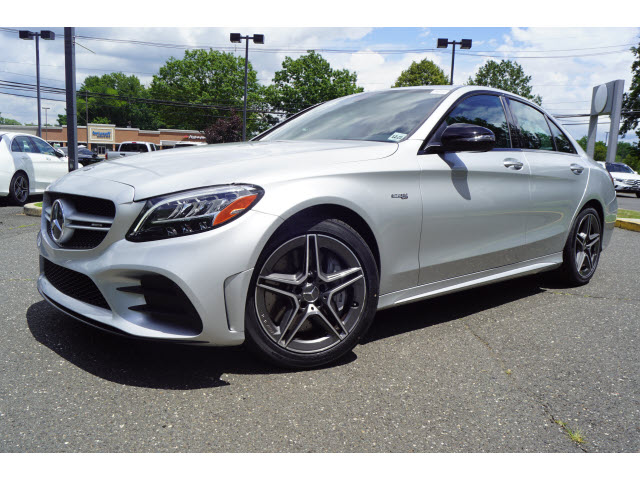 Certified Pre-Owned 2019 Mercedes-Benz C-Class AMG® C 43 Sedan