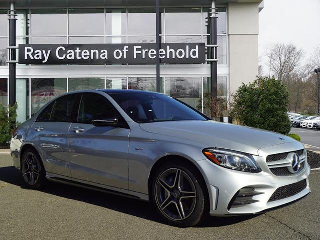 New 2020 Mercedes-Benz C-Class AMG® C 43 Sedan