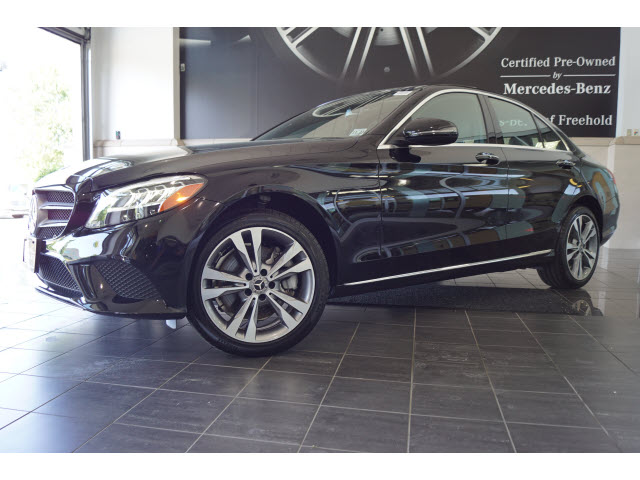 Pre-Owned 2019 Mercedes Benz C 300 C 300 4MATIC