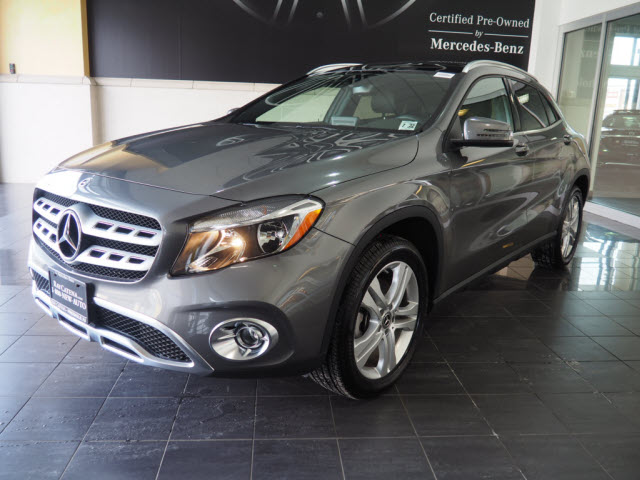Pre owned 2018 mercedes benz gla gla 250 4matic awd gla for Mercedes benz buckhead preowned