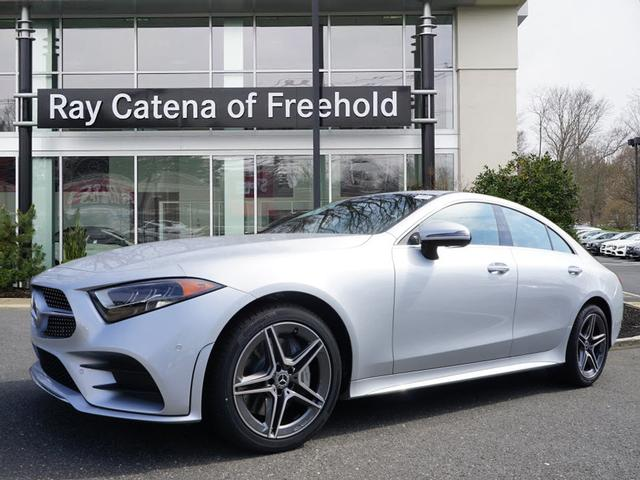 New 2019 Mercedes-Benz CLS CLS 450 4MATIC®