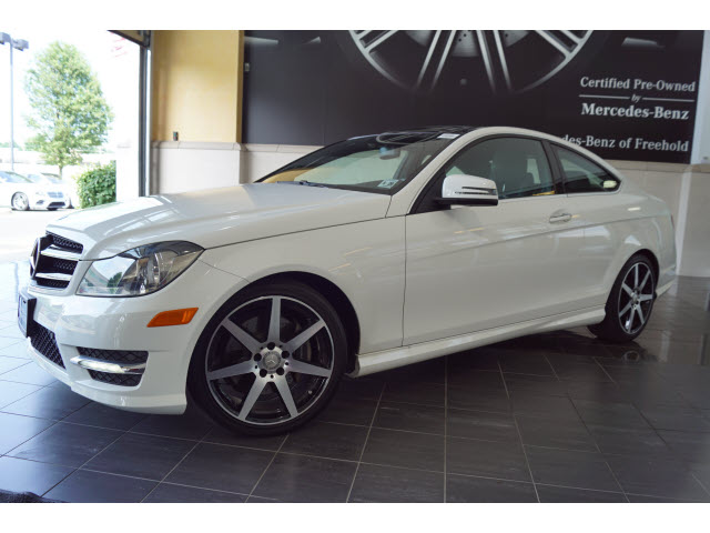 Certified Pre Owned 2015 Mercedes Benz C Class C 350