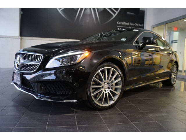 Certified Pre Owned 2016 Mercedes Benz Cls 550