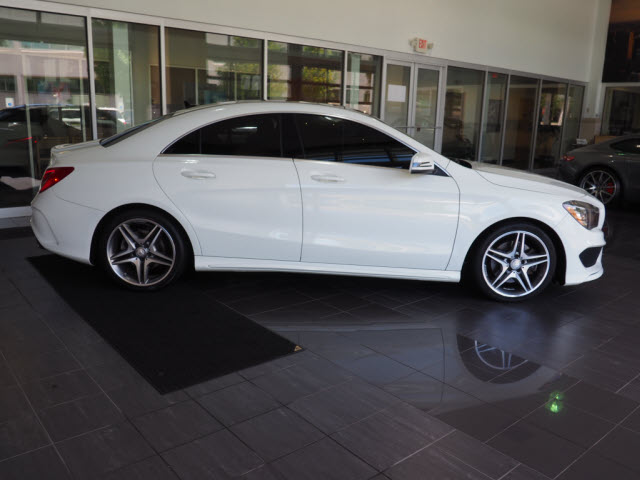Certified PreOwned 2014 MercedesBenz CLA CLA 250 Sport Coupe in