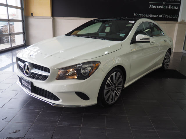 Ray Catena Of Freehold >> Pre-Owned 2018 Mercedes-Benz CLA CLA 250 Coupe in Freehold #P895 | Ray Catena of Freehold
