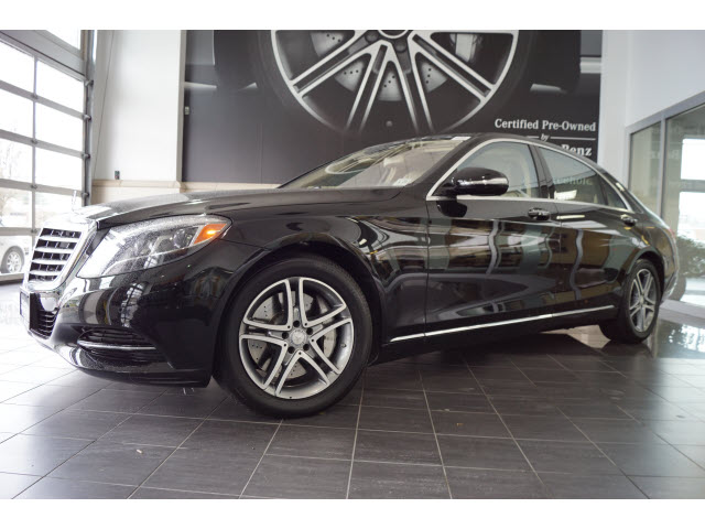 Certified Pre-Owned 2016 Mercedes-Benz S 550 S 550 4MATIC®