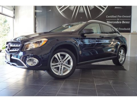 Certified Pre-Owned 2019 Mercedes Benz GLA 250 GLA 250 4MATIC