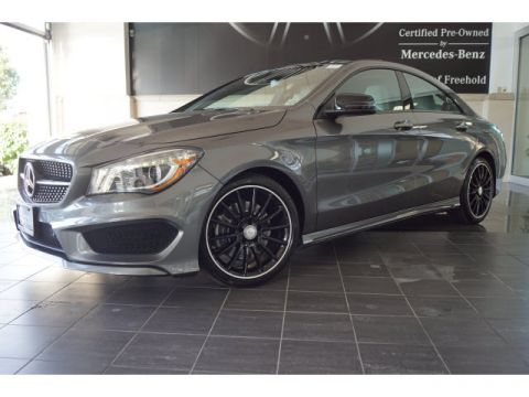 Certified Pre-Owned 2016 Mercedes-Benz CLA CLA 250 Sport